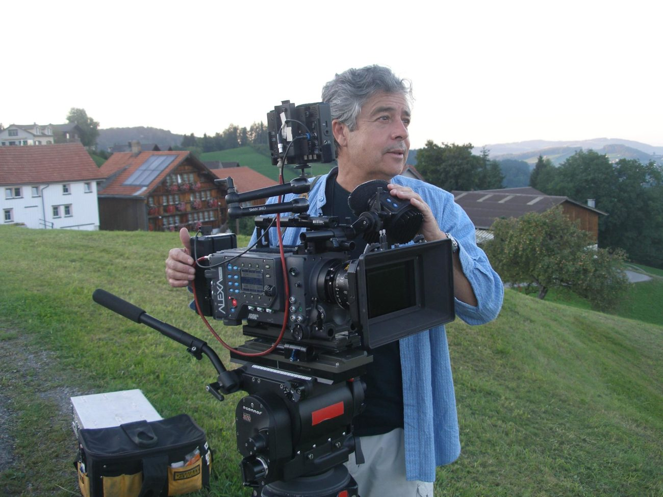 El director de cine, Carlos Iglesias