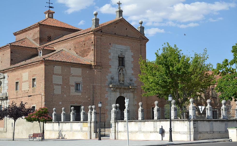 Convento de las Madres Carmelitas de Peñaranda de Bracamonte