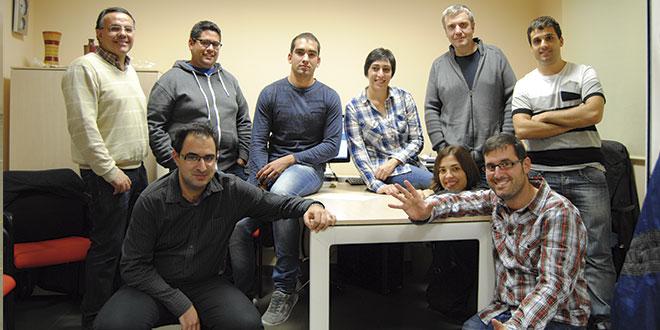 Equipo que ha trabajado en la nueva web de la Unidad de pastoral de Cantalapiedra / www.unidadpastoraldecantalapiedra.com