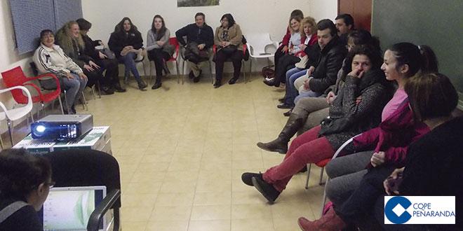 Unas 25 personas participan en la escuela de padres del Arciprestazgo de Calvarrasa-Las Villas