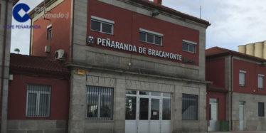 Estación de ADIF de Peñaranda de Bracamonte