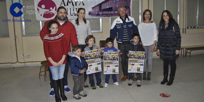 El AMPA del Colegio Severiano Montero presentó la XXIV Carrera popular