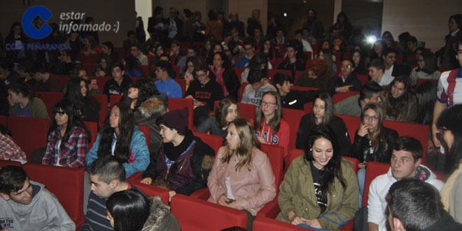 El auditorio del CITA acogió la entrega de premios de este concurso provincial de ortografía