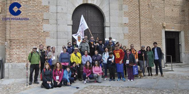 La V ruta teresiana pasó por Peñaranda de Bracamonte