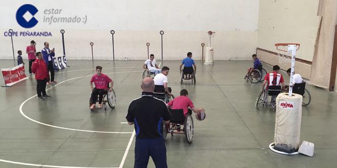 baloncesto en silla de ruedas, hockey interior, bocha, o atletismo para ciegos, fueron algunos de los deportes previstos