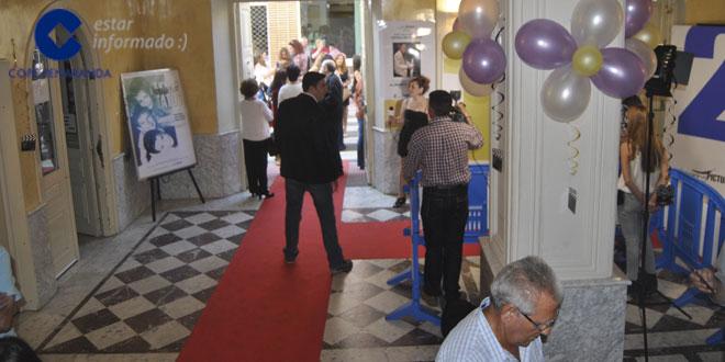 Varios cientos de personas acudieron a la Gala que tuvo lugar en el Teatro Calderón