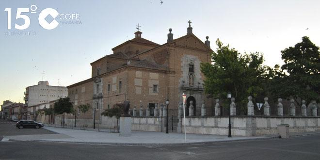 Iglesia del convento de las Madres Carmelitas de Peñaranda