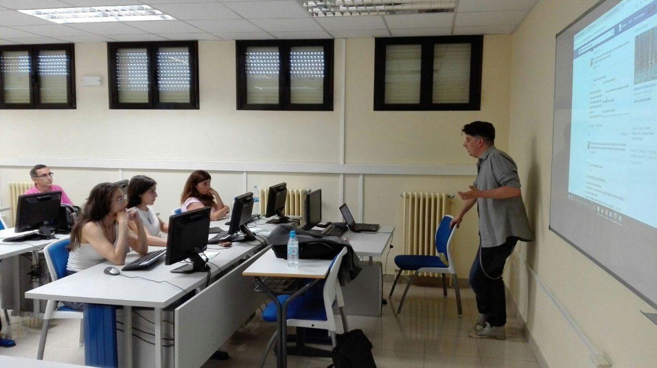 El Centro Internacional de Tecnologías Avanzadas de la Fundación ha impartido un curso en Valladolid