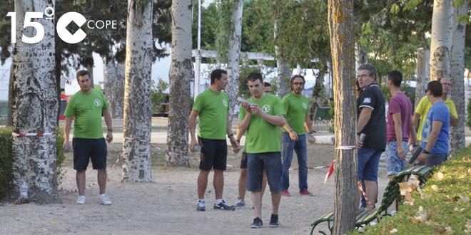 Torneo interpeñas de calva y rana de las Ferias y Fiestas 2016
