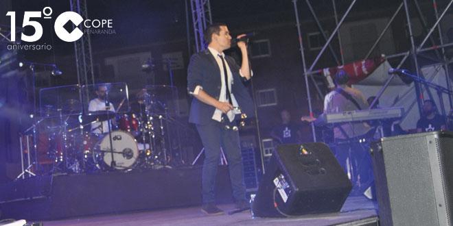 Maldita Nerea ofreció un concierto en Peñaranda de Bracamonte dentro su gira