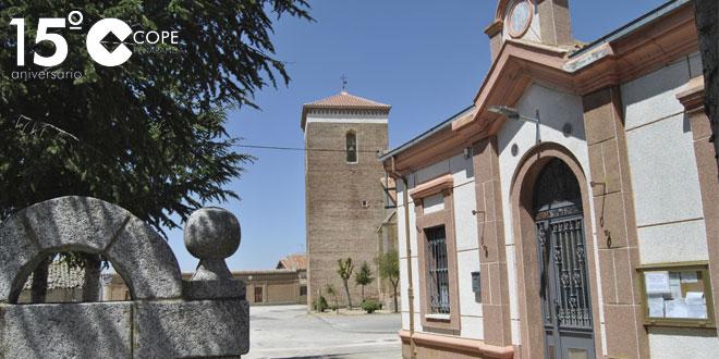 Edificio del Ayuntamiento de El Campo de Peñaranda