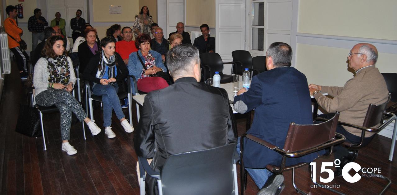 Cofrades de la Esperanza se reunieron en Junta extraordinaria para debatir diferentes asuntos