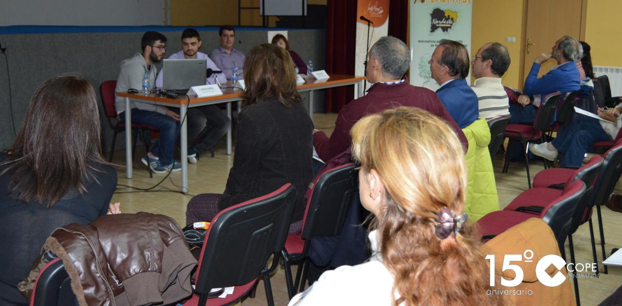 Los proyectos en Rágama y Aldeaseca formaron parte de la VI Escuela de alcaldes del Foro Fuentes Claras