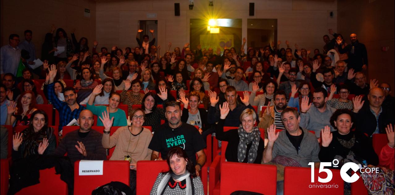 Más de un centenar de personas participaron en el V Encuentro de buenas prácticas TIC en el CITA