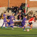 El CD Peñaranda perdió a domicilio por tres goles a cinco contra el CD Villa de Simancas.