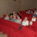 Más de una treintena de personas acudieron a la charla-coloquio sobre Cáritas