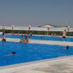 El Ayuntamiento abrió este viernes la temporada de las piscinas municipales.