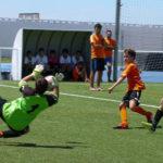 Más de 200 jugadores tomaron parte del VI Torneo de fútbol-7 de Peñaranda.