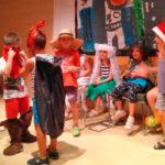Los niños han participado en diferentes talleres en la propuesta «¿Quieres ser yotuber»