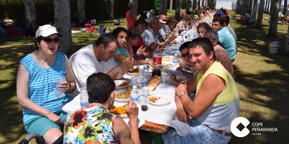 Los alumnos de ACOPEDIS disfrutaron de una fiesta de fin de curso.
