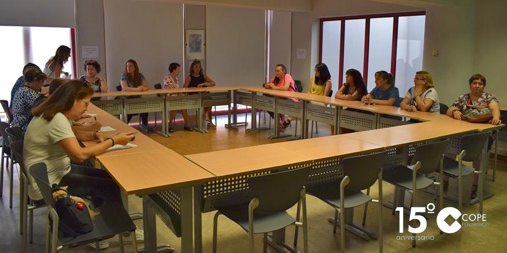 La Asociación de ayuda a la mujer Plaza Mayor está llevando a cabo este proyecto en diferentes localidades.