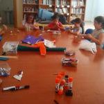 Estos talleres se llevan a cabo este verano en los municipios de la Mancomunidad.