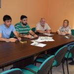 Solo acudieron cinco de los dieciséis concejales de la Mancomunidad de la comarca de Peñaranda.