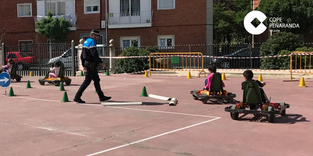 El Ayuntamiento de Peñaranda preparó diferentes actividades con motivo de la Semana de la movilidad.