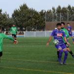 El CD Peñaranda ganó por un gol a cero al Onzonilla.