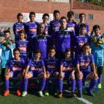 Equipo infantil B del CD Peñaranda.