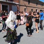 Cientos de personas han participado en las diferentes actividades festivas de Rágama.