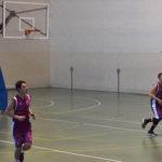 El equipo de baloncesto ganó este pasado fin de semana.