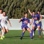 El Peñaranda venció por un gol a cero contra el CyD Leonesa.