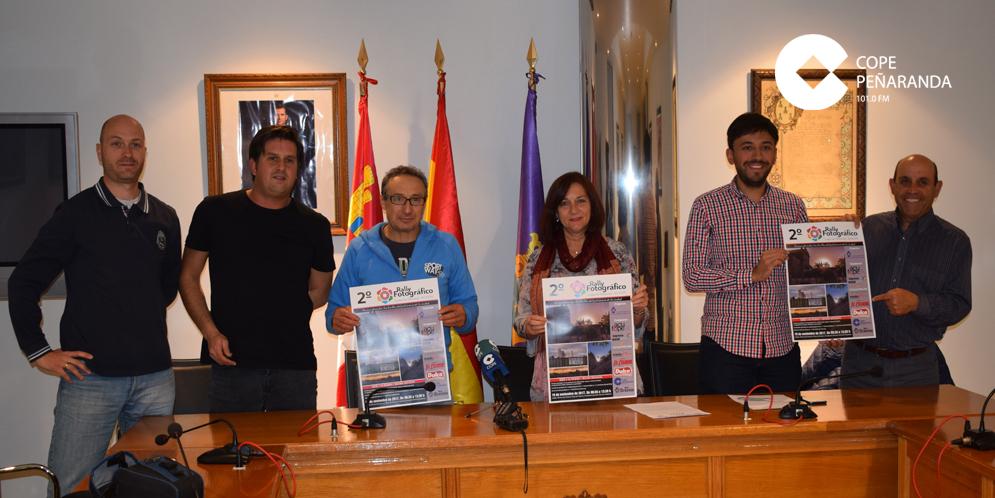 Acufope y el Ayuntamiento de Peñaranda presentaron el II Rally fotográfico.