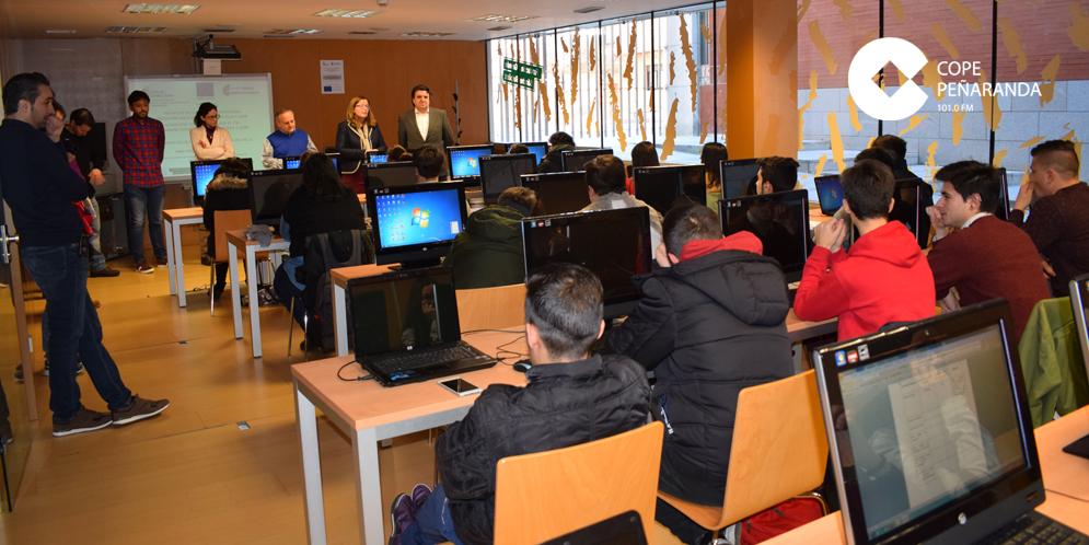 28 alumnos van a participar en el programa Aula-Empresa.