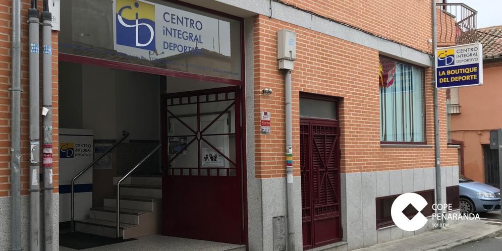 Instalaciones del Centro Integral Deportivo de Peñaranda de Bracamonte.