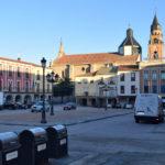 La reforma de la Plaza de la Constitución se iniciará a finales de este año.