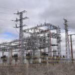 La actual subestación eléctrica de Peñaranda se encuentra en la carretera de Alba.