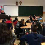 El dramaturgo y escritor Fernando Saldaña participó en diferentes talleres de animación a la lectura.