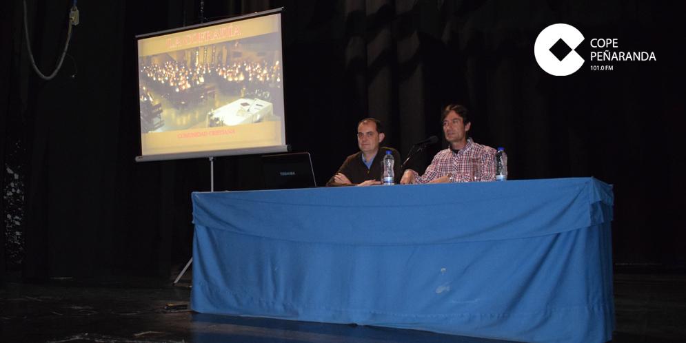 Pedro Martín abrió el ciclo con una charla sobre «La Iglesia tarea común».