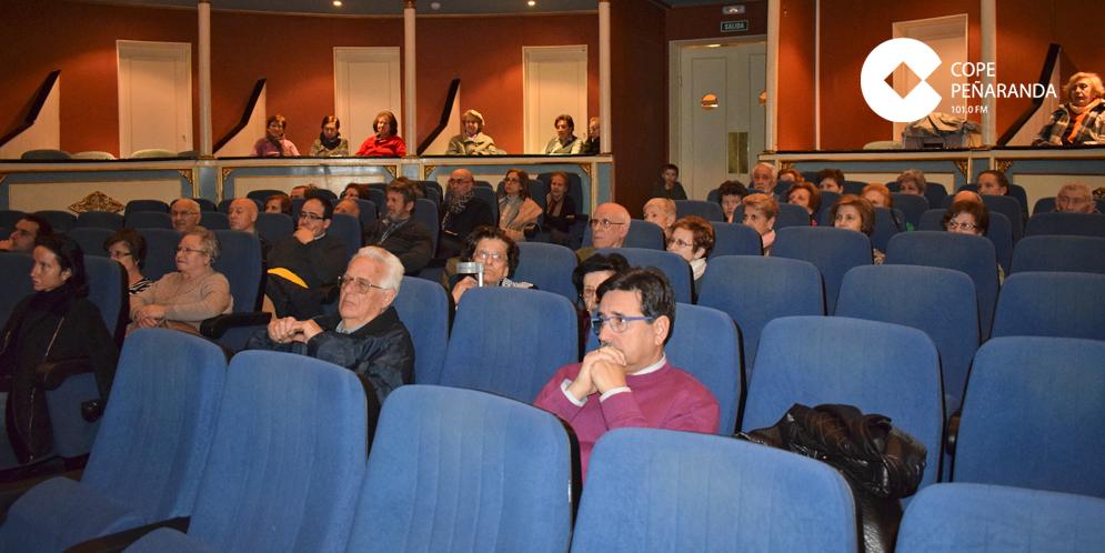 Las charlas cuaresmales tienen lugar hasta el jueves a las 20:30 en el Teatro Calderón.