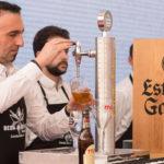Teo Marcos durante la Beer Master Sessions, celebrada en Valladolid.