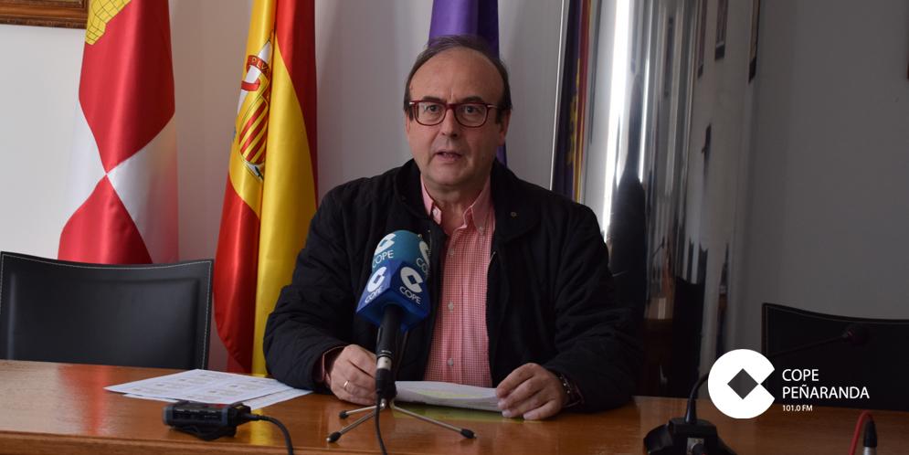 El presidente de Coaspe, Miguel Hermoso, presentó esta campaña promocional.