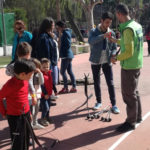 Decenas de jóvenes participaron en la V Kedada joven de la Asociación Raga+.