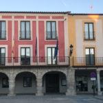 Fachada del Ayuntamiento de Peñaranda de Bracamonte.