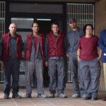 Pedro Grijalba junto a la alcaldesa, alumnos y equipo docente del programa Formaemplea