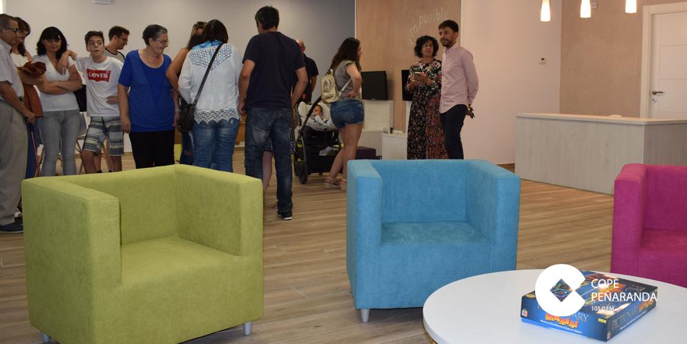 El Centro de ocio juvenil celebró una jornada de puertas abiertas.