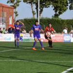 El CD Peñaranda perdió por cero goles a dos contra el CD La Cistérniga CF.