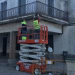 El PP denuncia que el Ayuntamiento no conserva sus edificios.