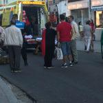 Una mujer es atropellada en la calle del Carmen de Peñaranda.